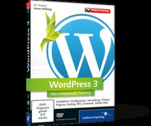 Alexander Hetzel : WordPress 3 - Das umfassende Handbuch