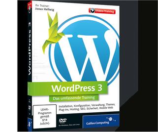 WordPress 3 – Das umfassende Handbuch