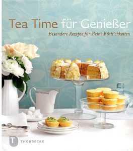 Tea Time für Genießer - Besondere Rezepte für kleine Köstlichkeiten / 978-3-7995-0729-5