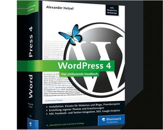 WordPress 4 – Das umfassende Handbuch