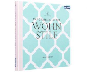 Das große Buch der Wohnstile / Delia Fischer - callwey-verlag-3135-15481-1-product2