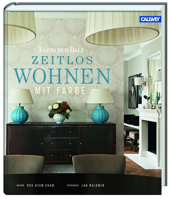 farrows ball zeitlos wohnen mit farbe lesemehrwert. Black Bedroom Furniture Sets. Home Design Ideas