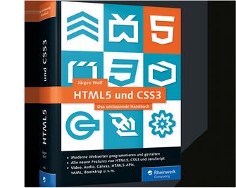 HTML5 und CSS3 ‒ Das umfassende Handbuch