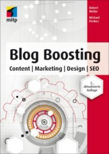 Blog Boosting / Robert Weller & Michael Firnkes