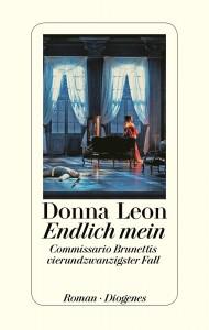 Endlich mein - Commissario Brunettis 24. Fall / Donna Leon