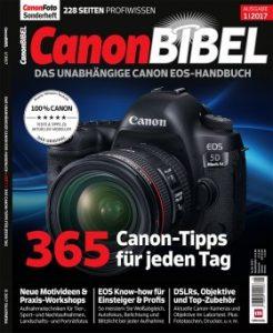 CanonBibel - Ausgabe 1/2017