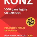 KONZ – 1000 ganz legale Steuertricks 2017 / Franz Konz