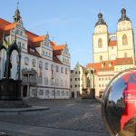 Lutherstadt Wittenberg: Stadt-Kirche am Rathausplatz