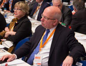 Rainer Wendt / Essener CDU-Parteitag 2016 © reisemehrwert.com
