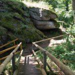 Natur- und Felsenpark Burg Falkenstein