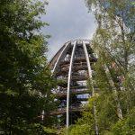 Baumwipfelpfad im Nationalparkzentrum Lusen bei Neuschönau (Baumturm)