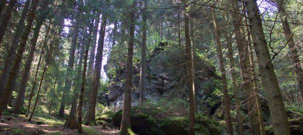Konzeller Rundwanderweg Nr. 8: Räuber-Urban-Höhle