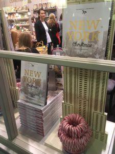 """""""New York Christmas - Rezepte und Geschichten"""" auf der Frankfurter Buchmesse 2016"""