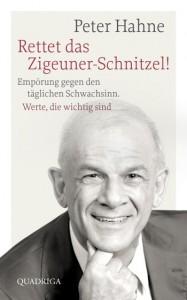 Peter Hahne: Rettet das Zigeuner-Schnitzel!