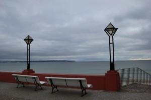 Strandpromenade Binz auf Rügen OSTSEEKÜSTE MECKLENBURG-VORPOMMERN