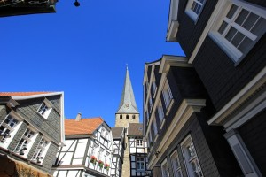Stadt Hattingen © lesemehrwert.de - Das Haus der grauen Mönche