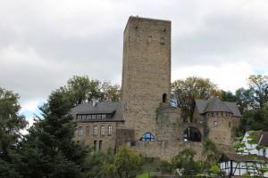 Burg Blankenstein © lesemehrwert.de - Das Haus der grauen Mönche