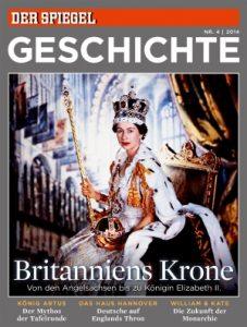 """Britanniens Krone / Der Spiegel """"GESCHICHTE"""""""