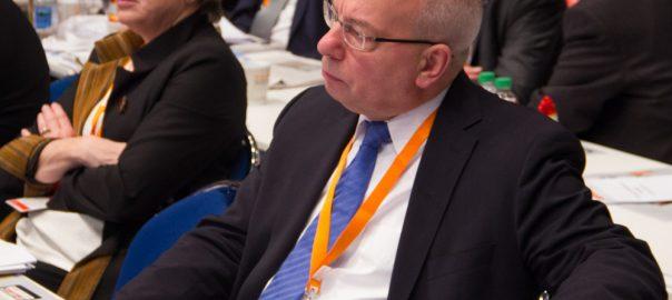Autor Rainer Wendt_CDU-Parteitag Essen 2016