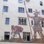 Regensburg: Goliathhaus