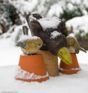 Der erste Schnee_Winterimpression