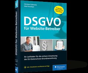 DSGVO für Website-Betreiber / Christian Solmecke, Sibel Kocatepe