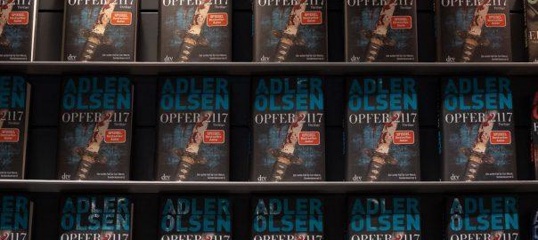 Jussi Adler-Olsen_Frankfurter_Buchmesse_2019