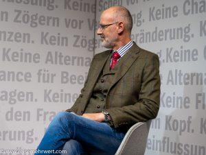 Peter Wohlleben_Das geheime Band zwischen Mensch und Natur_Frankfurter Buchmesse_2019