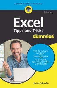 Rainer Schwabe_Excel − Tipps und Tricks für dummies®