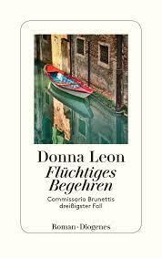Donna Leon-flüchtiges Begehren