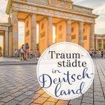 DUMONT: »Traumstädte in Deutschland« und »Traumstädte in Europa«